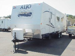 Model 2960 Aljo Nomad Layton Travel Trailer By Nocal Rv
