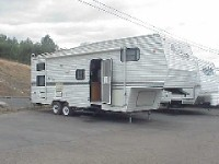 Used Aljo Travel Trailers