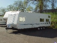 Sacramento Used RV Toy Hauler Dealer